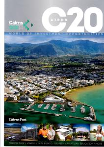 Cairns Post G20 magazine